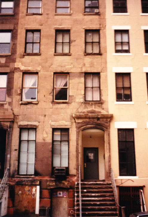Lucien Carr's Apartment