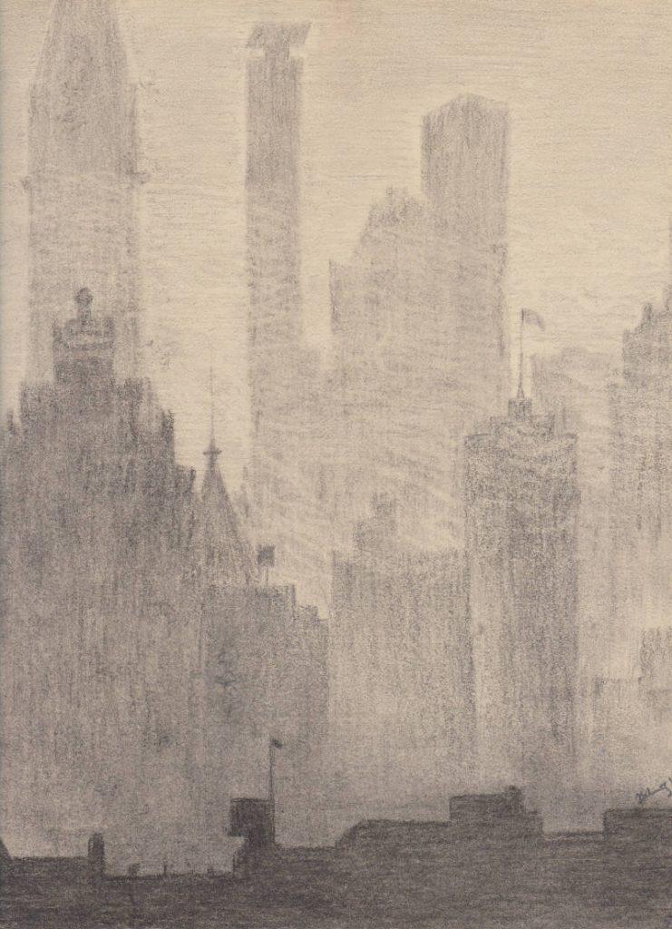 NYC Charcoal