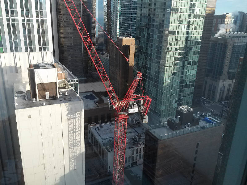 Chicago Crane