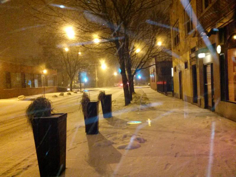 LeClaire Winter