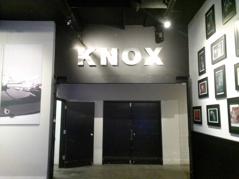 Inside Fort Knox Studios