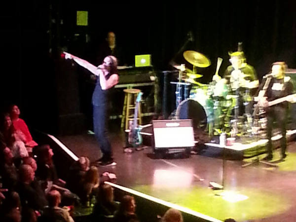 More Todd Rundgren at Park West