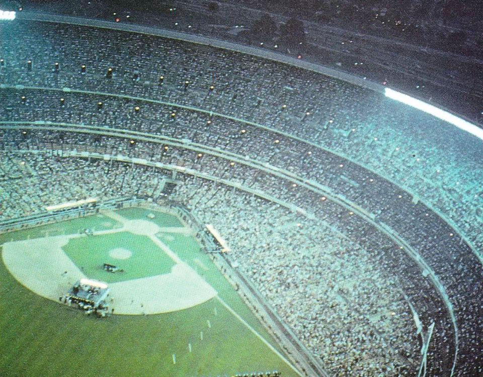 Beatles at Shea Stadium