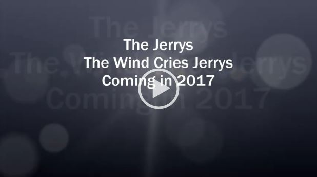 Watch the trailer for The Jerrys' upcoming release, The Wind Cries Jerrys