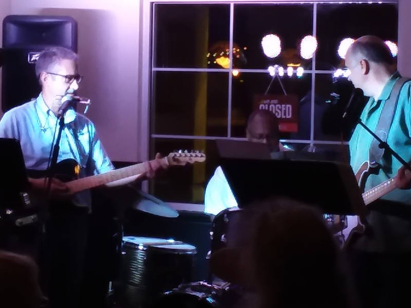 The Jerrys at Mama and Me Pizzeria 9/28/18